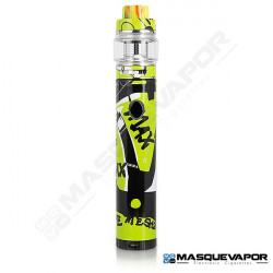 TWISTER FREEMAX 80W 2300MAH FIRELUKE 2ML TPD GRAFFITI GREEN