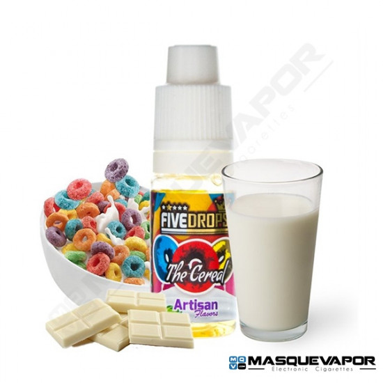 THE CEREAL FLAVOR FIVE DROPS 10ML