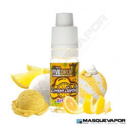 LEMON SORBET FLAVOR FIVE DROPS 10ML