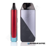 FIND S TRIO 1200MAH POD KIT VOOPOO TPD 2ML ROSE RED
