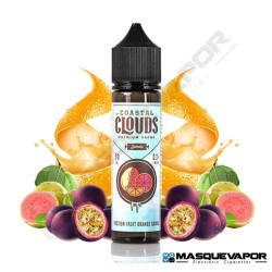 PASSION FRUIT ORANGE GUAVA COASTAL CLOUDS TPD 50ML 0MG