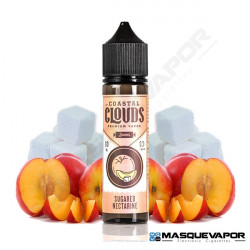 SUGARED NECTARINE COASTAL CLOUDS TPD 50ML 0MG