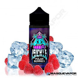 POLAR BERRIES ISICKLE E-LIQUIDS TPD 100ML 0MG