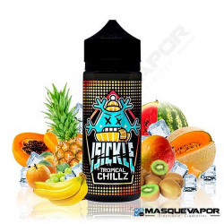 TROPICAL CHILLZ ISICKLE E-LIQUIDS TPD 100ML 0MG