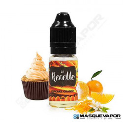 CUPCAKE ORANGE FLAVOR 10ML SAVOUREA DIY