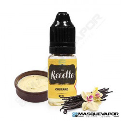 CUSTARD FLAVOR 10ML SAVOUREA DIY