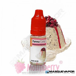 PANNACOTTA FLAVOUR MOLIN BERRY 10ML