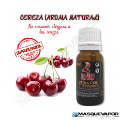 CEREZA NATURAL 100% VG FLAVOR 10ML OIL4VAP
