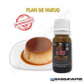 FLAN DE HUEVO 100% VG FLAVOR 10ML OIL4VAP