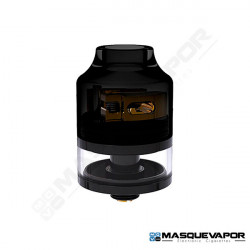 WASP NANO RDTA OUMIER TRANSPARENT BLACK