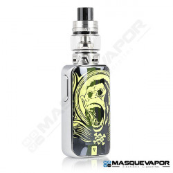 LUXE S KIT WITH SKRR-S TANK TPD 2ML VAPORESSO GREEN APE