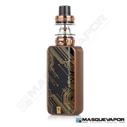LUXE S KIT WITH SKRR-S TANK TPD 2ML VAPORESSO BRONZE