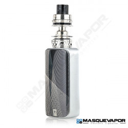 LUXE S KIT WITH SKRR-S TANK TPD 2ML VAPORESSO SILVER