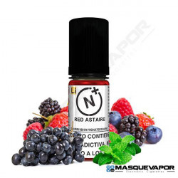 RED ASTAIRE T-JUICE NICOTINE PLUS SALT TPD 10ML 20MG