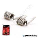 REAPTOR 4 DUAL NI80 0,22OHM CHERNOBYL COILS