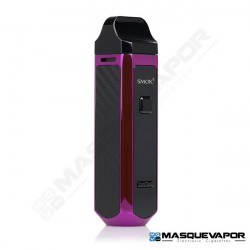 SMOK RPM40 POD 1500MAH 40W PURPLE RED