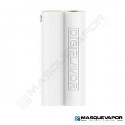 BOX LUNAR MOD DIGIFLAVOR WHITE
