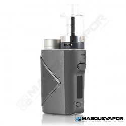 LUCID WITH LUMI MESH TANK KIT GEEKVAPE TPD 2ML GUN METAL