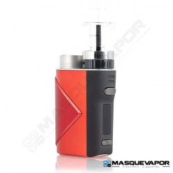 LUCID WITH LUMI MESH TANK KIT DIGIFLAVOR TPD 2ML RED
