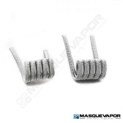 TMF 22 SINGLE COIL 0,27OHM FULL NI80 CHARROCOILS