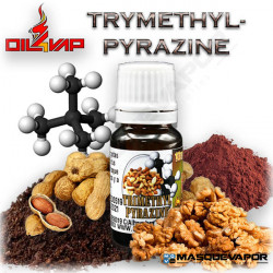 TRIMETHYL PYRAZINE MOLECULA 10ML OIL4VAP