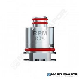 1 X RBA RPM40 POD SMOK