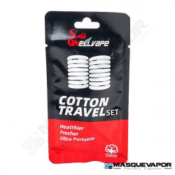COTTON TRAVEL SET HELLVAPE