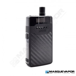 GRIMM KIT GRIMM GREEN OHM BOY HELL VAPE 30W BLACK CARBON FIBER