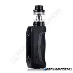 AEGIS SOLO 100W KIT CERBERUS TPD 2ML BLACK
