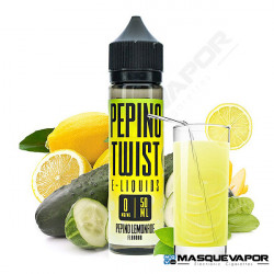 PEPINO LEMONADE PEPINO TWIST 50ML TPD 0MG