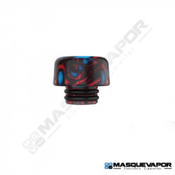 DRIP TIP 510 RATEL POD MECHLYFE RESIN RED