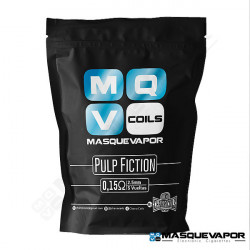MQV PULP FICTION 0,15OHM FULL NI80 CHARROCOILS
