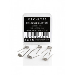 MTL FUSED CLAPTON MECHLYFE 6PCS
