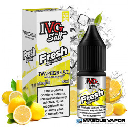 FRESH LEMONADE I VG MIXER RANGE TPD 10ML 10MG