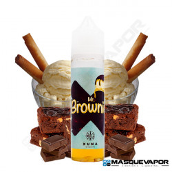 MR BROWNIE XUNA BY DARUMA ELIQUIDS TPD 50ML 0MG