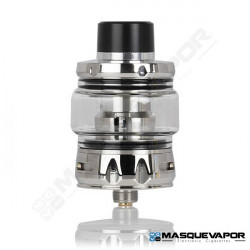 NUNCHAKU 2 TANK 29MM 2ML UWELL SILVER