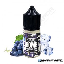 PURPLE BOMB ICE VGOD CONCENTRATE 30ML
