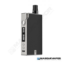 VAPORESSO DEGREE KIT TPD 2ML SILVER CARBON FIBER
