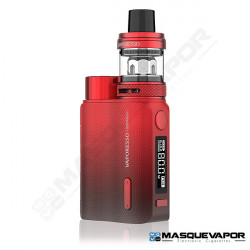 VAPORESSO SWAG II KIT TPD 2ML RED