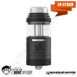 WIDOWMAKER RTA VANDY VAPE MATTE BLACK