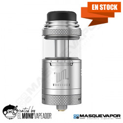 WIDOWMAKER RTA VANDY VAPE SILVER