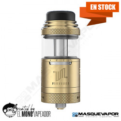 WIDOWMAKER RTA VANDY VAPE GOLD