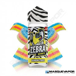 RAINBOW STRIPS SWEETZ ZEBRA JUICE TPD 100ML 0MG