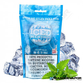 ICED MENTHOL PACK OIL4VAP SALTS 23ML