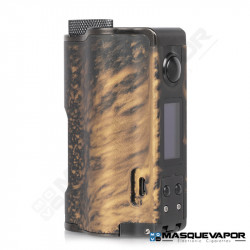 TOPSIDE DUAL BF BOX MOD 200W DOVPO SPECIAL EDITION BLACK / GOLD