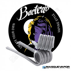 MAD F*CKING REDUX 0,13OHM BACTERIO COILS