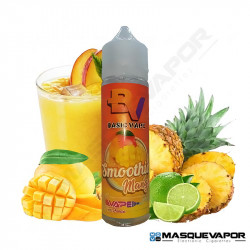 SMOOTHIE MANGO BASIC VAPE 50ML 0MG