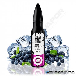 PURE FROZEN ACAI BLACK EDITION RIOT SQUAD 50ML 0MG