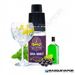 GINS ADICT FLAVOR FIVE DROPS 10ML