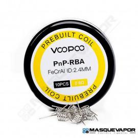 10 X PREBUILT PNP-RBA VINCI VOOPOO 0.6OHM